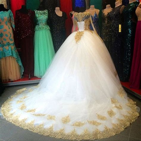 Popular Gold Ball Gown Buy Cheap Gold Ball Gown lots from