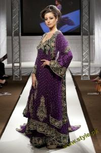 Latest Wedding Wears By Bombay House At PFW UK 2011 4 style.pk