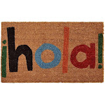 Home & More Hola Doormat