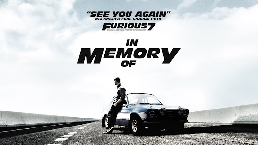 See You Again - Wiz Khalifa (OST. Furious 7)