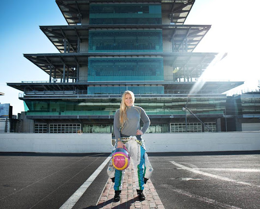 Pippa Mann: The Road to Indy