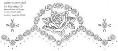 superior 160 - roses pillowcase