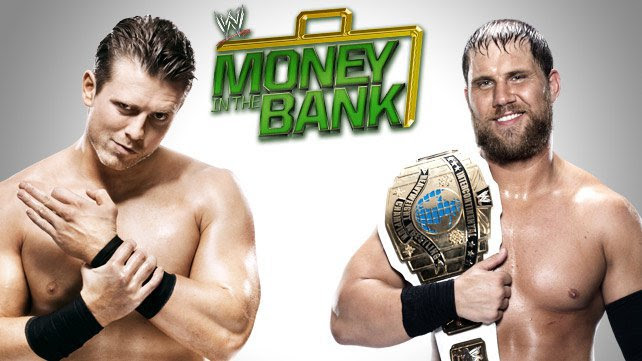The Miz vs. Curtis Axel