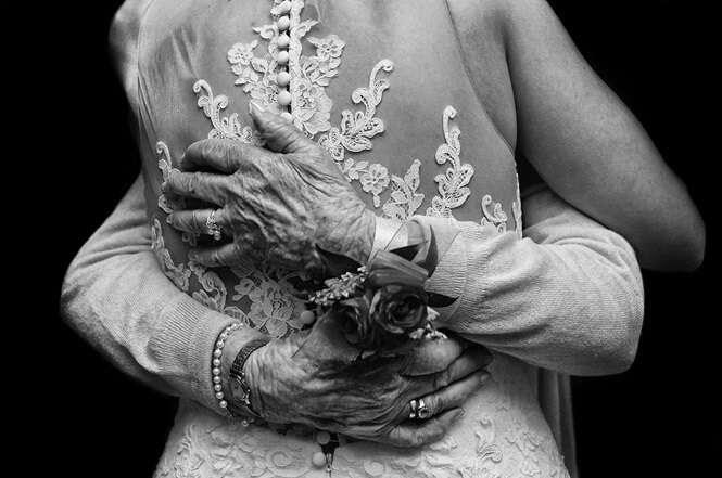 As melhores fotos de casamento de 2016