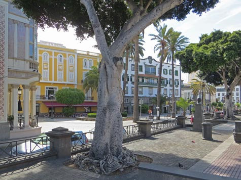 Travel Europe - Places of Interest in Gran Canaria, Spain