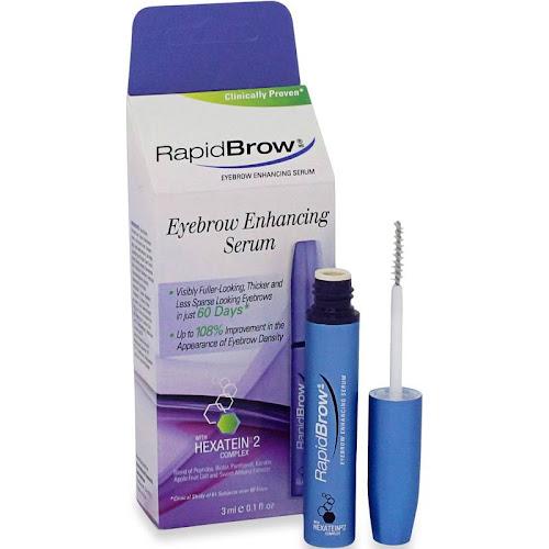 Rapidbrow Eyebrow Enhancing Serum - 0.1 fl oz bottle
