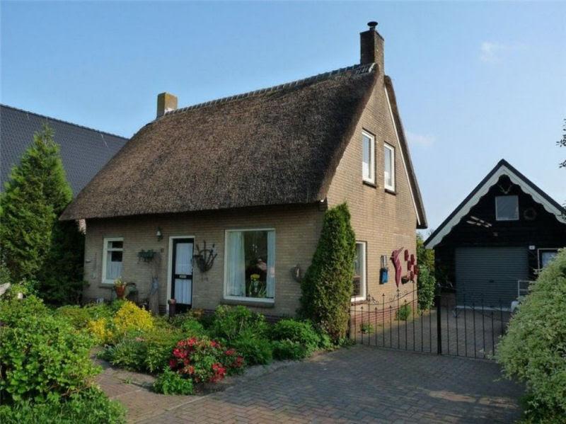 Giethoorn, a Veneza rural da Holanda 33