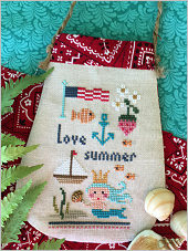 K88 Love Summer Limited Edition Kit - click for a larger view