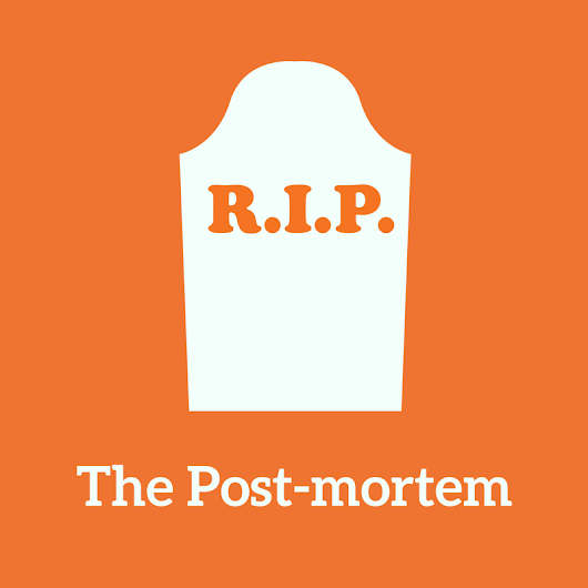 How to Conduct a Post-mortem Meeting