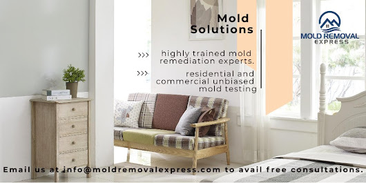 Mold Removal Express on Twitter