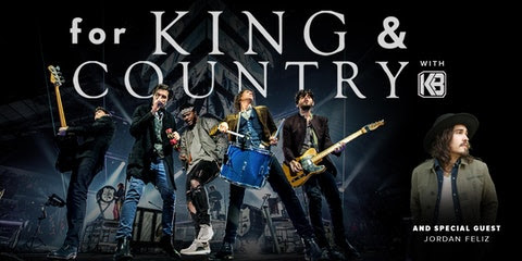 Image: for KING & COUNTRY: PRICELESS TOUR | Panama City, FL | Featuring ...