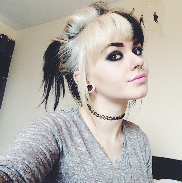 22 Trendy and Tasteful Two Tone Hairstyle You'll Love ...