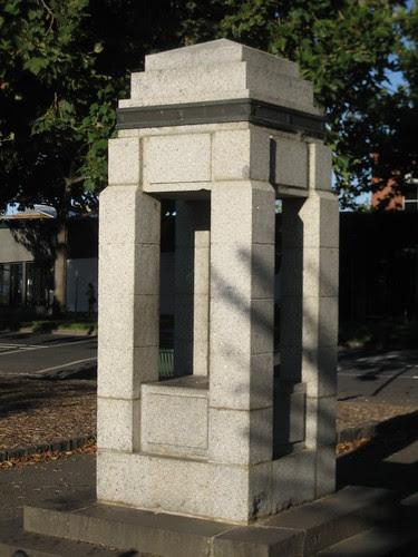 Drinking Fountain, Carlton North