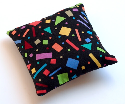 Tooth Fairy pillow: back