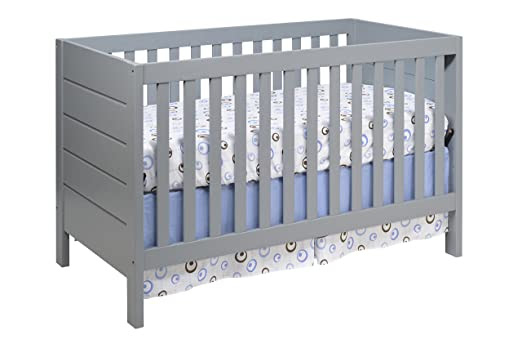 Eleven Affordable Grey Cribs The Inspired Hive