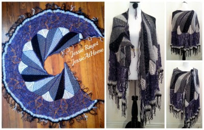 Design a Shawl for Stevie Nicks