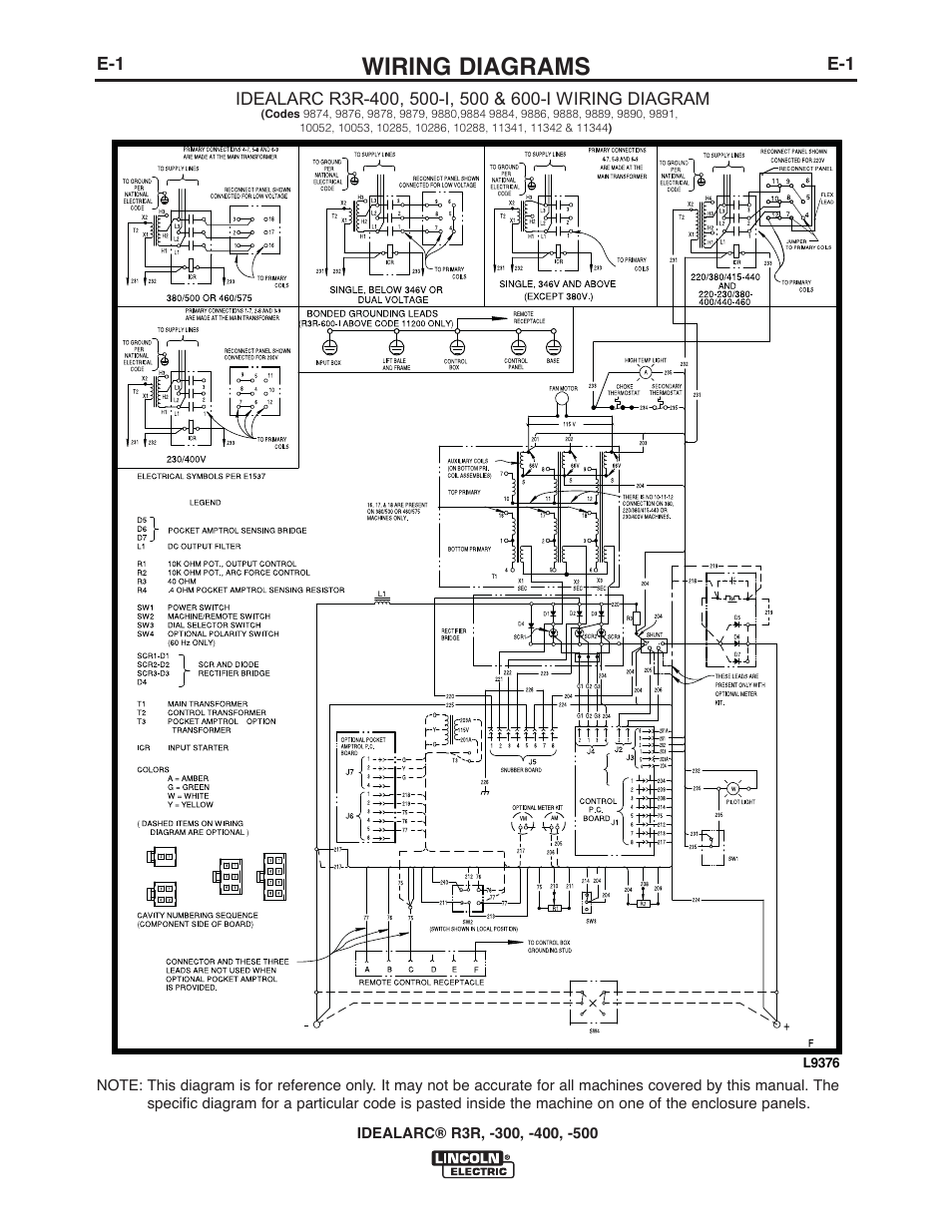 Delco Model 21023038 Wiring Diagram