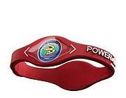 Un esempio di braccialetto  «Power balance» (Archivio Corsera)