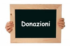 Risultati immagini per donazioni