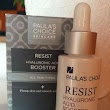 Paula's Choice Resist Hyaluronic Acid Booster. Resist Oil Booster