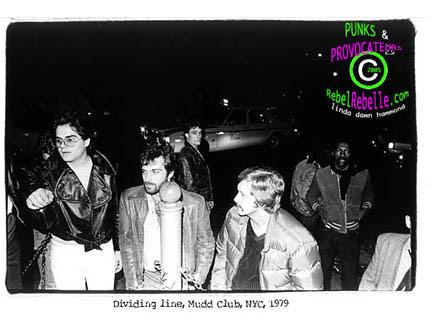 mudd club waitingforgodot