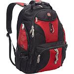 """SwissGear ScanSmart 17"""" Laptop Backpack - Red"""
