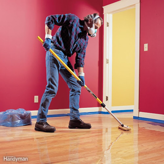 How to Refinish Hardwood Floors | Family Handyman