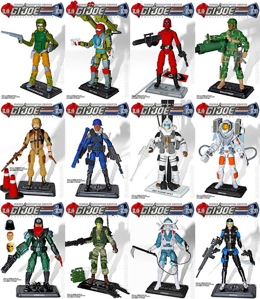 Must See GI JOE IMAGE REVEALS - Final Series!