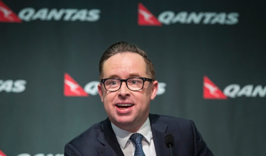 Qantas seeks loyalty boost from Airbnb