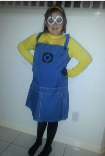 Despicable Me Costumes: My little Minion at work - Money Saving Parent