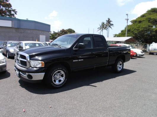 Used 2003 Dodge Ram 1500 for Sale in Pearl City HI 96782 Shaka Boyz Auto Sales