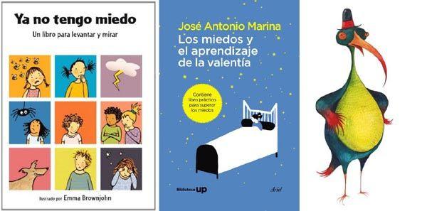 cuentos para niños sobre los miedos