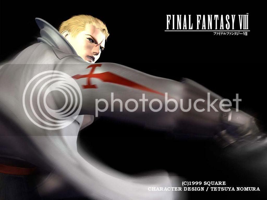 Seifer Almasy Final Fantasy VIII Wallpaper