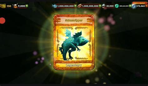 ymatecom submaripper  legendary dragon unlocked