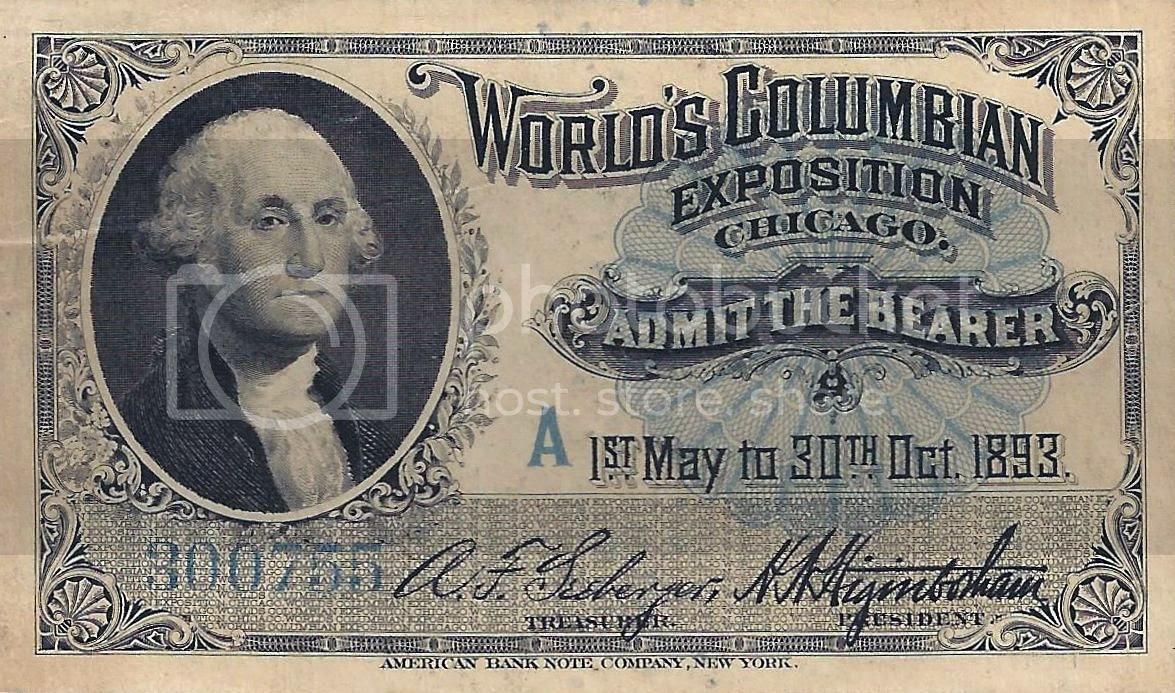 World's Columbian Exposition Chicago Washington photo worldscolumbianexpositionchicago1893georgewashingtonticket_zpscf7305d9.jpg
