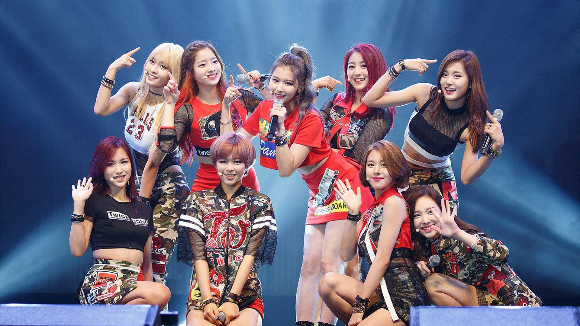 TWICE Wallpapers  Wallpaper Cave