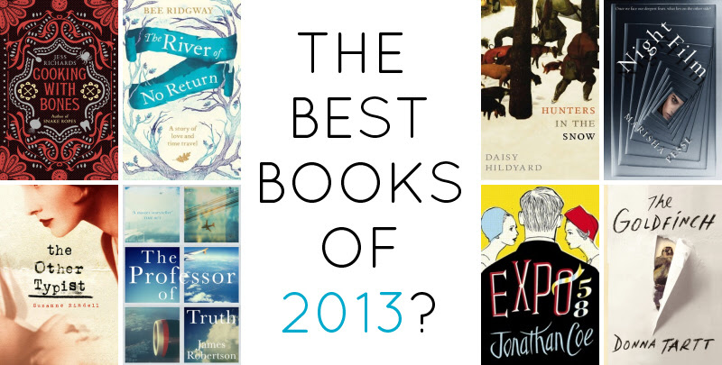 The best books of 2013?