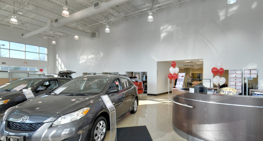Hallmark Toyota is Dufferin County's #1 import dealership | PFAFF