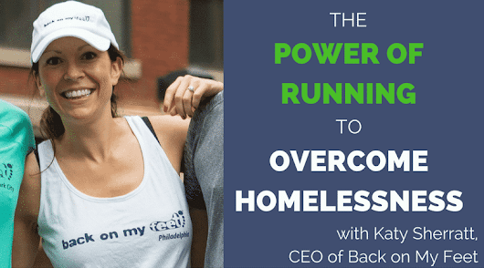 Back on My Feet- The Power of Running to Overcome Homelessness