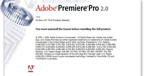 Adobe premiere pro 2.0 free download full version   StudioPk