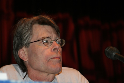 Why Stephen King Spends 'Months and Even Years' Writing Opening Sentences - The Atlantic