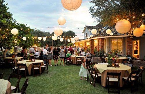Backyard wedding ideas for spring | wedding ideas | Pinterest