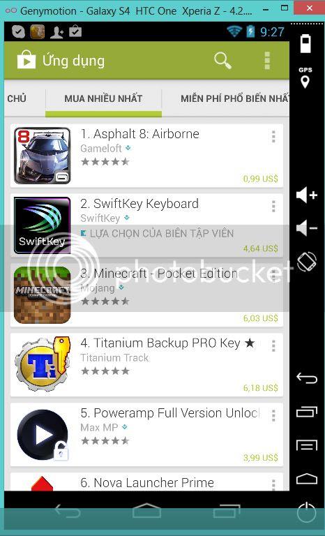 574 1 Hướng dẫn giả lập Android trên máy tính   Chơi game Android trên PC