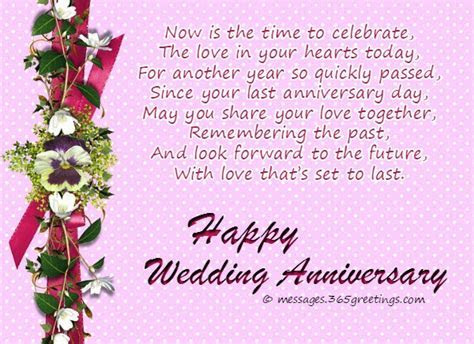 anniversary wishes messages for friends   365greetings.com