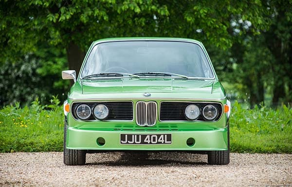 Would You Buy This Beautifully Restored 1972 BMW 3.0 CSL For N35.7m? (photos)