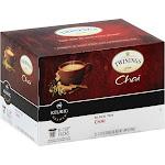 Twinings of London Chai Black Tea K-Cups - 12 count, 1.44 oz box