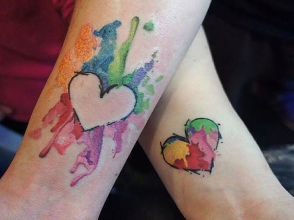 Más Tatuajes Para Hacerte En Pareja