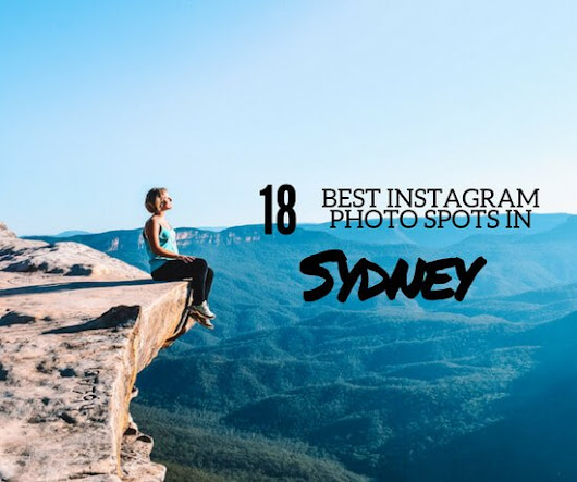 Instagrammable Places In Sydney: The 18 Best Photo Spots In Sydney