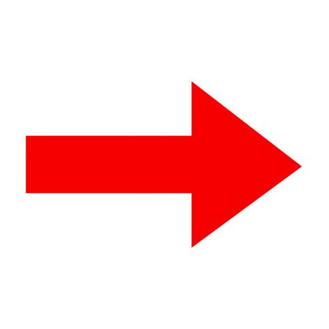 red arrow png hd red arrow png image