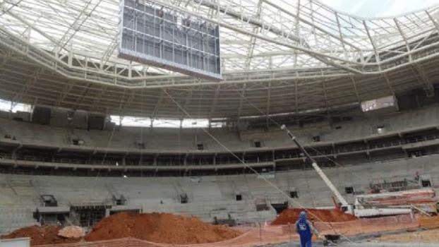 Palmeiras teria oferecido imóvel atrás do Palestra Itália em dívida com Jumas